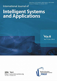 11 vol.6, 2014 - International Journal of Intelligent Systems and Applications