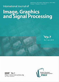 7 vol.7, 2015 - International Journal of Image, Graphics and Signal Processing