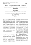 A Face Recognition System by Embedded Hidden Markov Model and Discriminating Set Approach