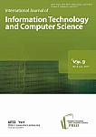 6 Vol. 9, 2017 - International Journal of Information Technology and Computer Science