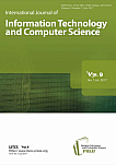 7 Vol. 9, 2017 - International Journal of Information Technology and Computer Science