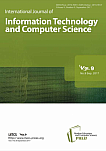 9 Vol. 9, 2017 - International Journal of Information Technology and Computer Science