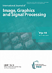 11 vol.10, 2018 - International Journal of Image, Graphics and Signal Processing
