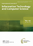3 Vol. 10, 2018 - International Journal of Information Technology and Computer Science