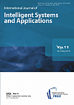 5 vol.11, 2019 - International Journal of Intelligent Systems and Applications