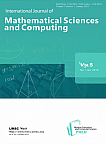1 vol.5, 2019 - International Journal of Mathematical Sciences and Computing